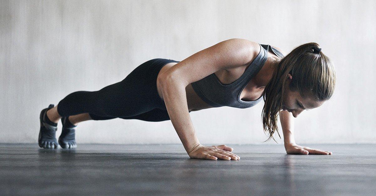 How to do pushups