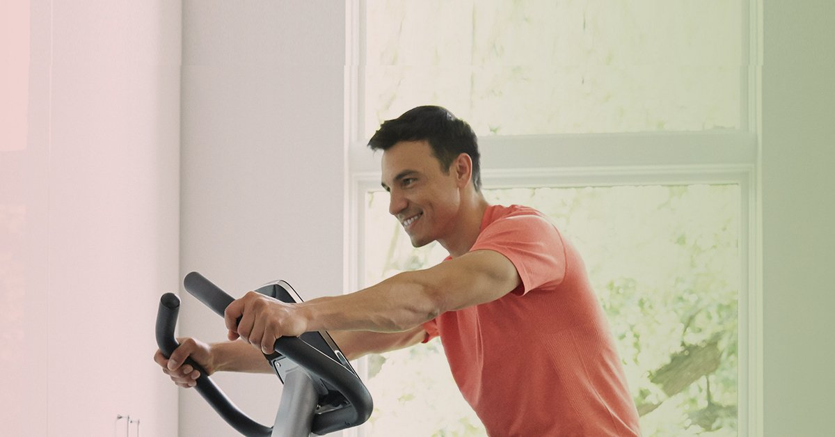 How To Increase Fitness With Simple Indoor Bike Workouts Johnson