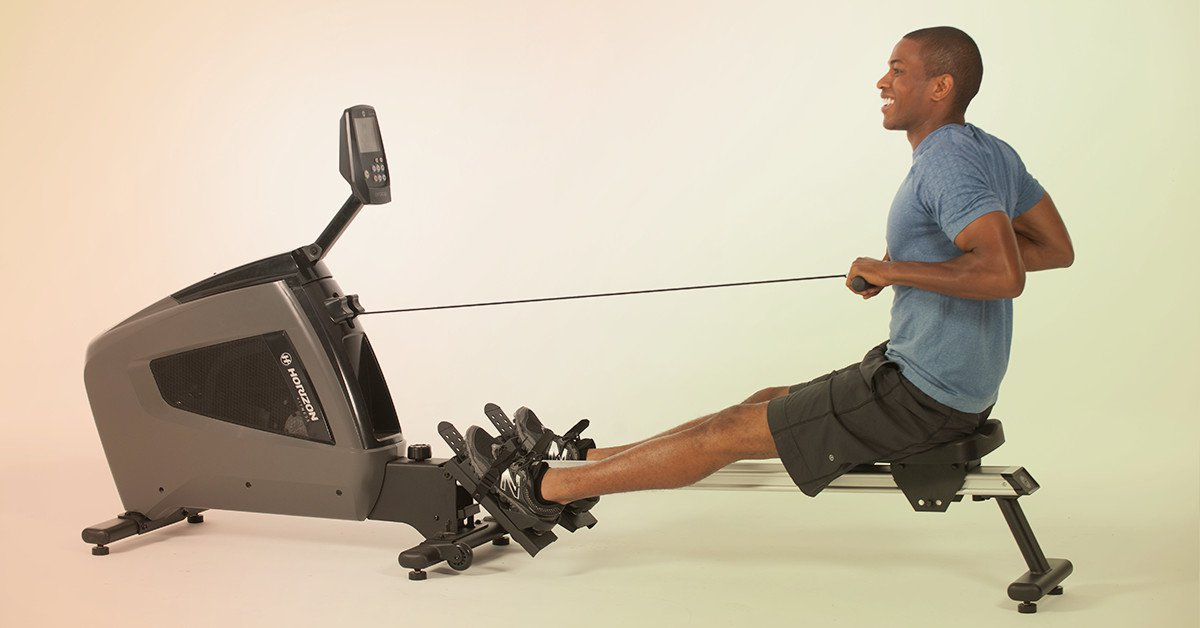 Rower Exercises for Weight Loss