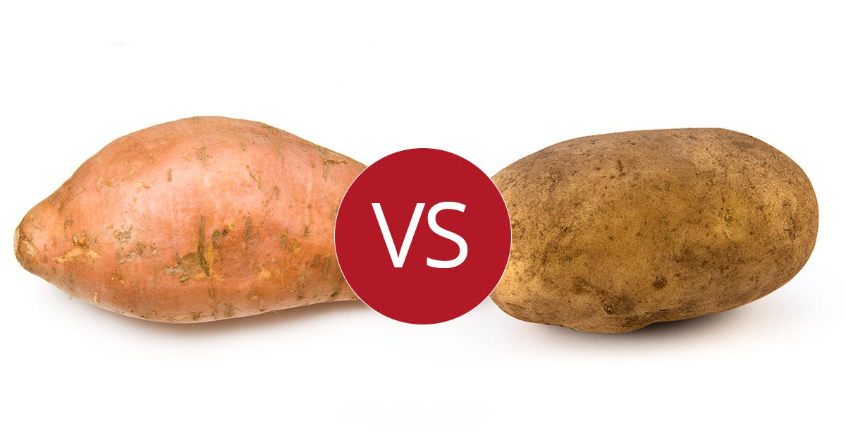 Are Sweet Potatoes or Potatoes Healthier? Learn The Surprising Truth.