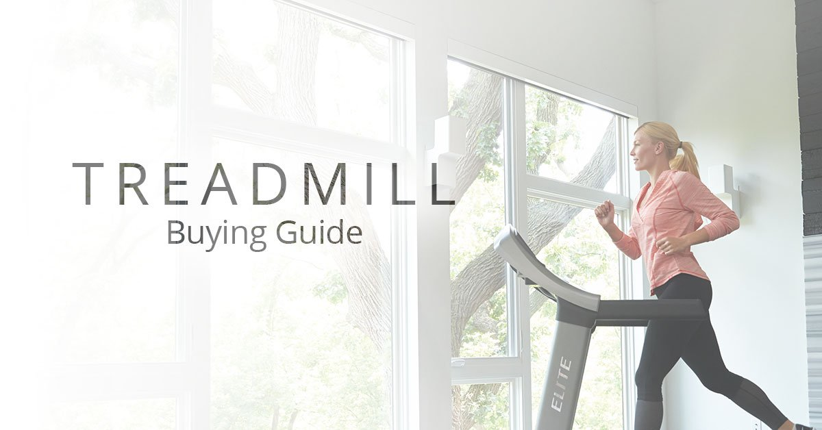 Treadmill Buying Guide 2017