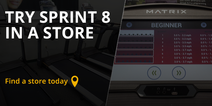 Try Sprint 8 In Store