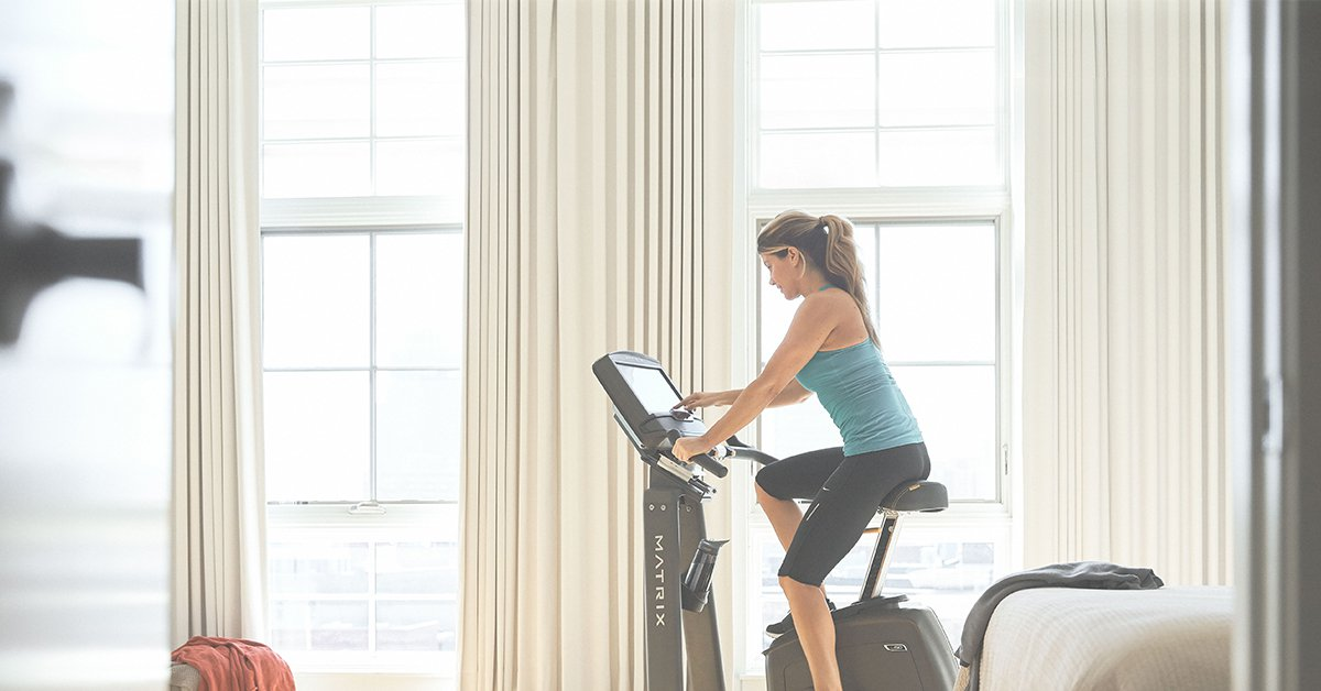 Best Indoor Cycling Hacks to Burn the Most Calories | Johnson Fitness