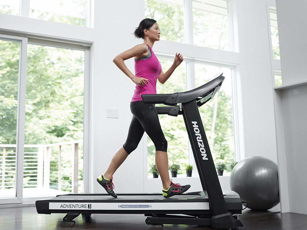Treadmill Metabolic Workout