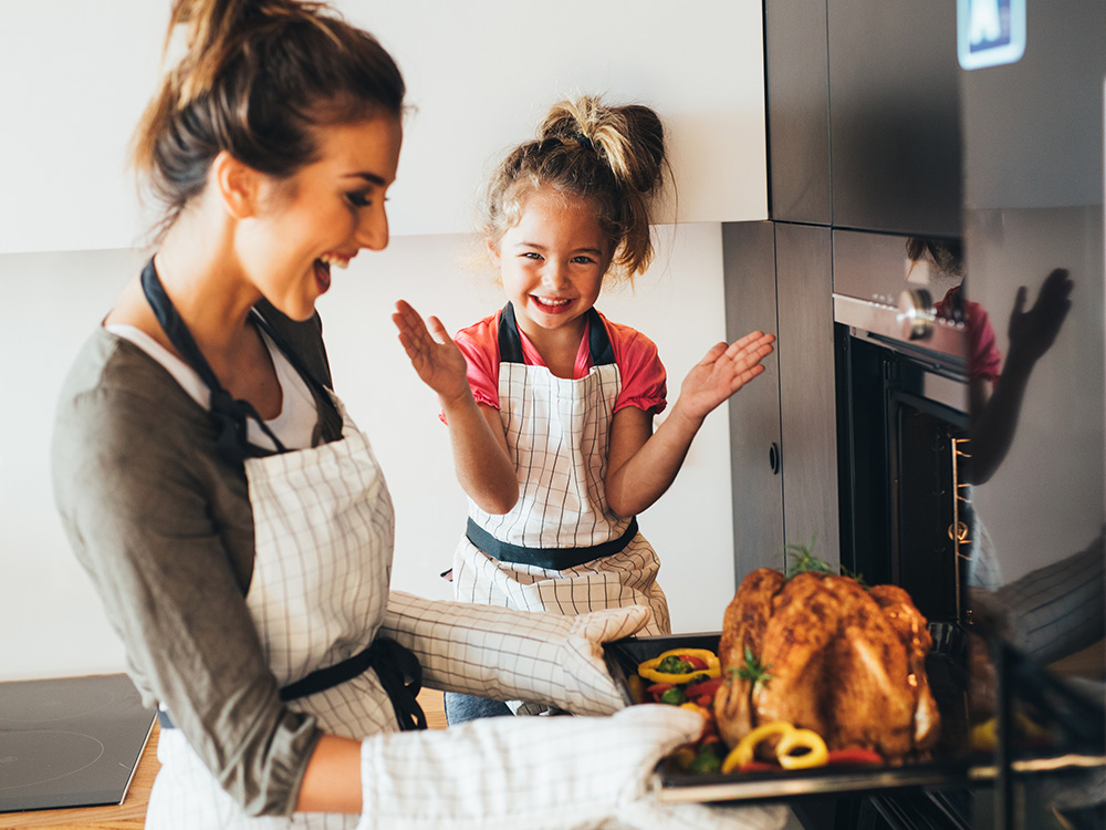 Healthy Thanksgiving Activities
