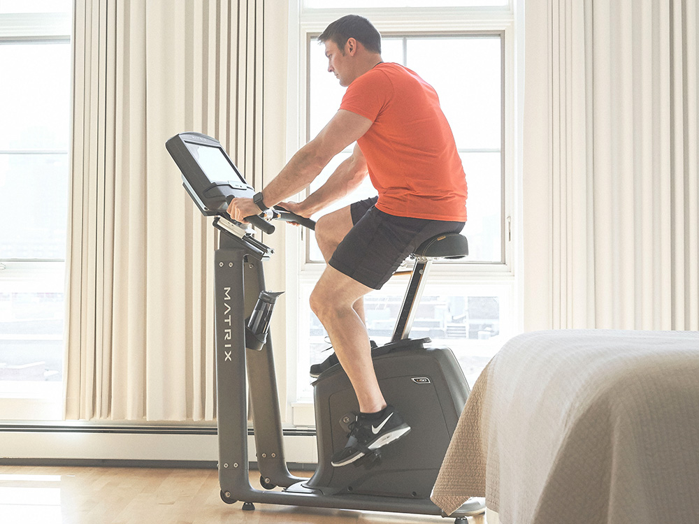 HIIT Workouts Exercise Bike