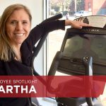 Employee Spotlight Martha Richardson