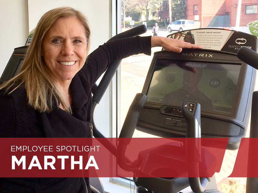 Employee Spotlight Martha Richardson