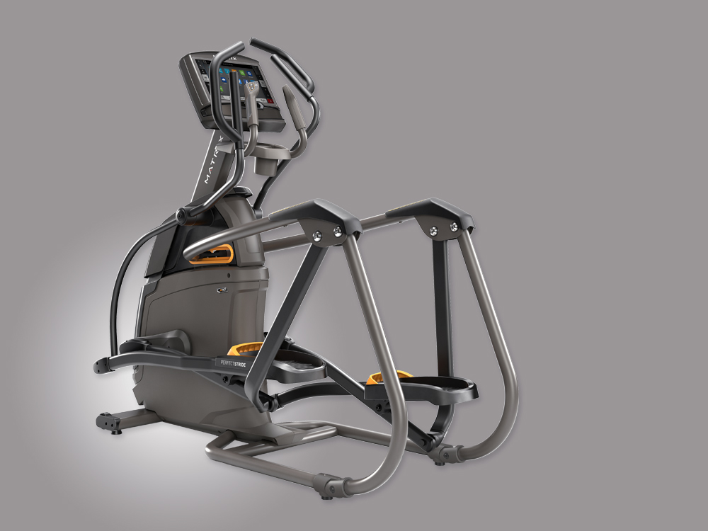 Matrix Fitness A50 Ascent Trainer with XIR Touch Screen Console, Product Review
