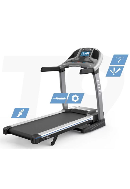 Horizon Elite T9-02 Treadmill