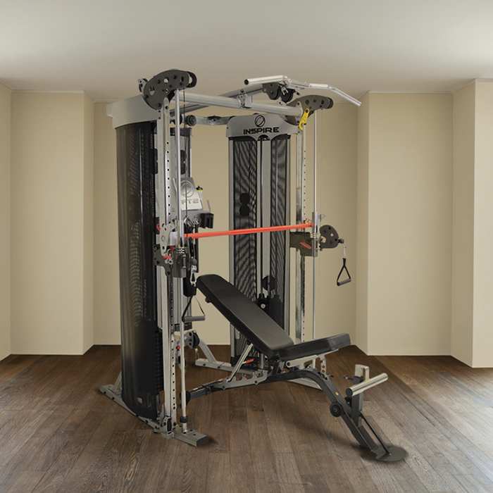 Inspire ft functional trainer for home equipment review