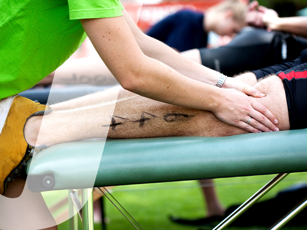 5 reasons athletes should be getting massages