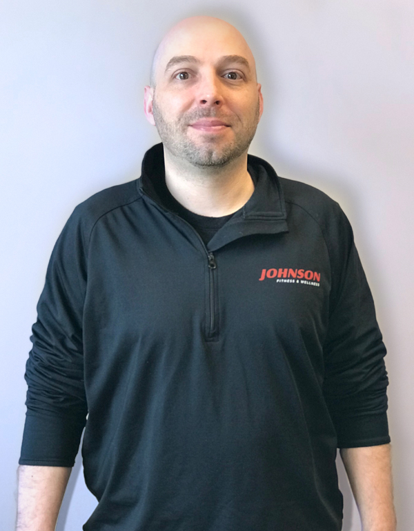 Paul Maggiotto, CT & NY Fitness Store Manager, Johnson Fitness & Wellness