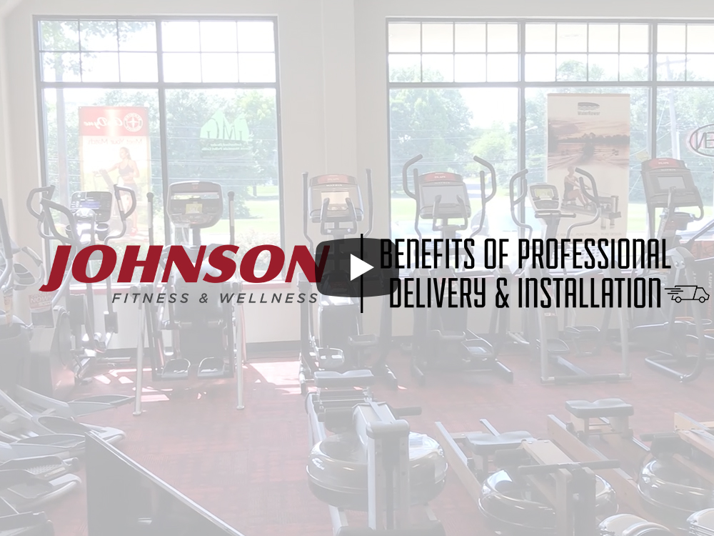 Video - Benefits of Professional Delivery and Installation for Fitness Equipment