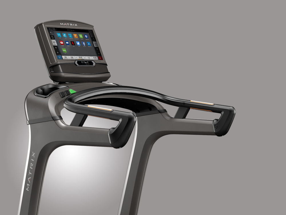 Matrix T75 Treadmill with XIR Console - Treadmill Review