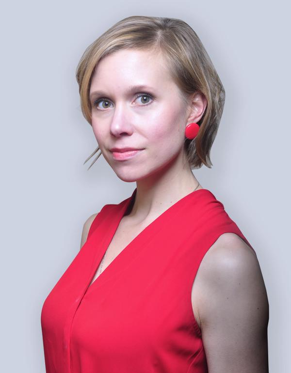 Claire Tomm - Web Designer