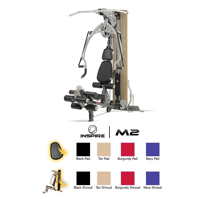 Inspire M2 Multi Gym