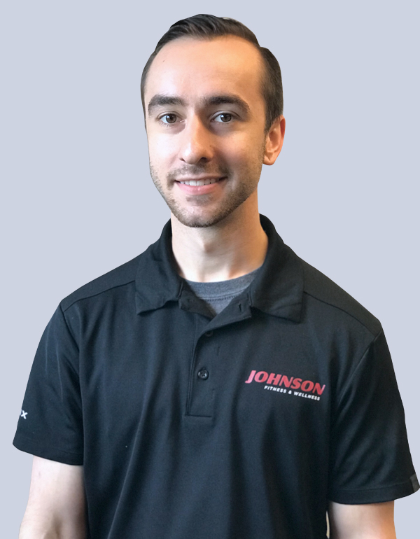 Nick Gregory, Johnson Fitness & Wellness and Billiards Store