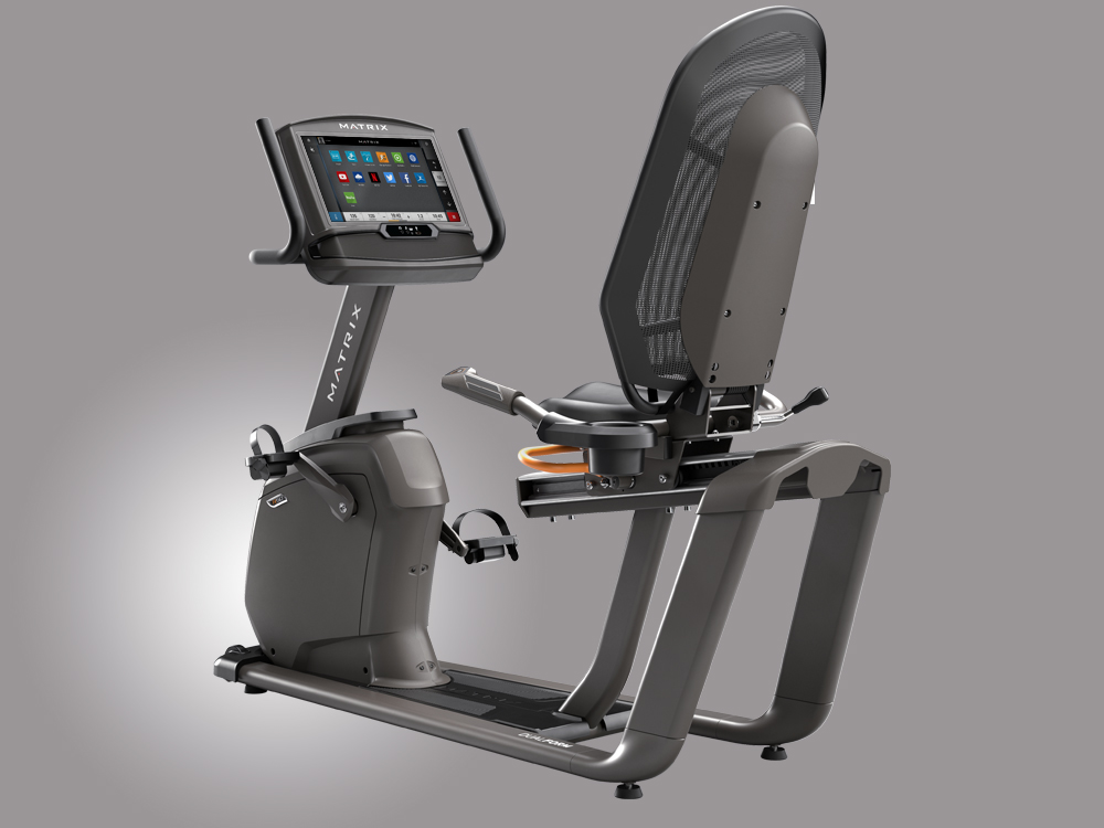 Matrix R50 Exercise Bike with XIR Console - Product Review
