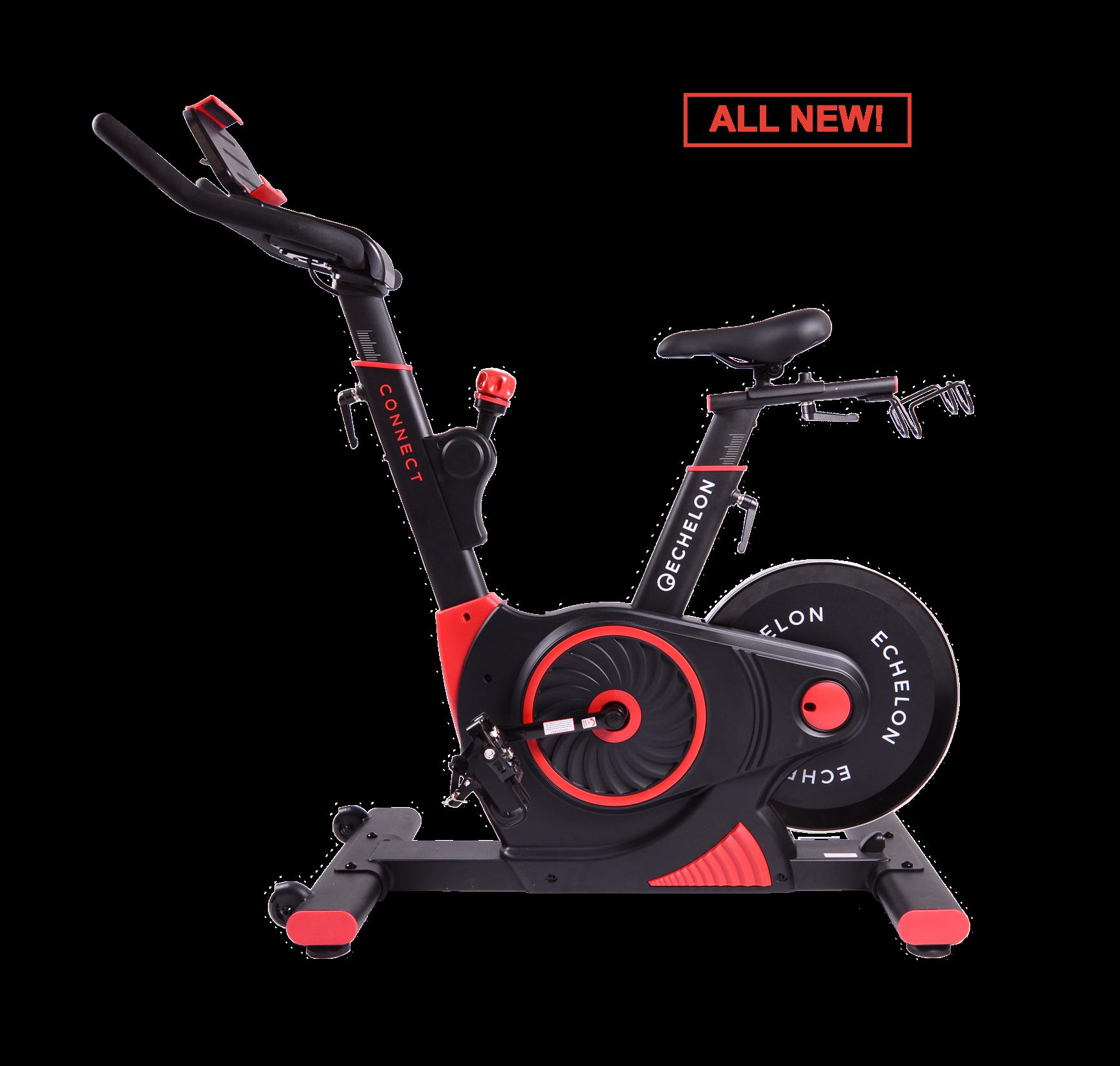 Echelon bike review EX3 - Echelon Smart Connect EX3 Indoor Cycle
