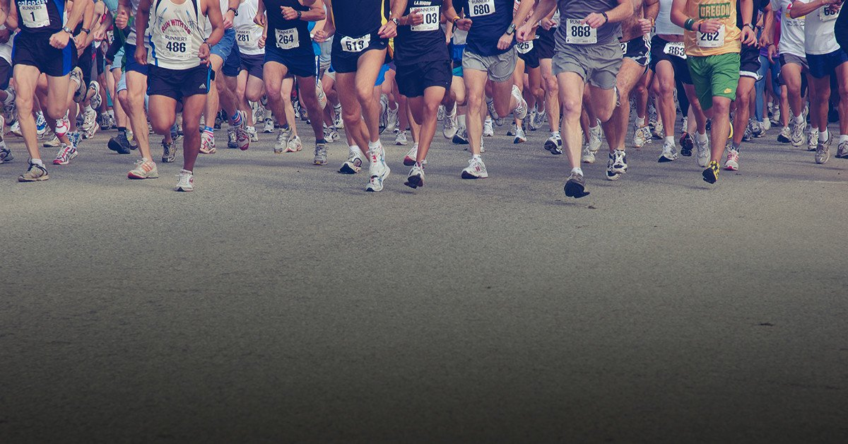 Run first 5K