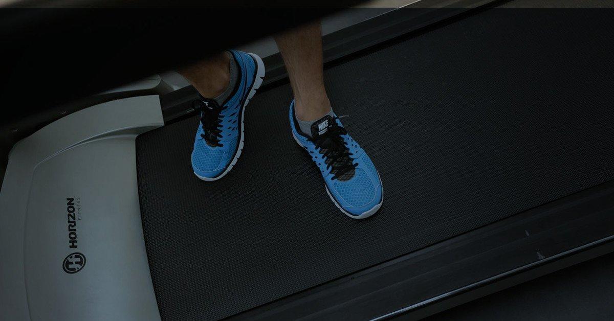 Lubricate Treadmill