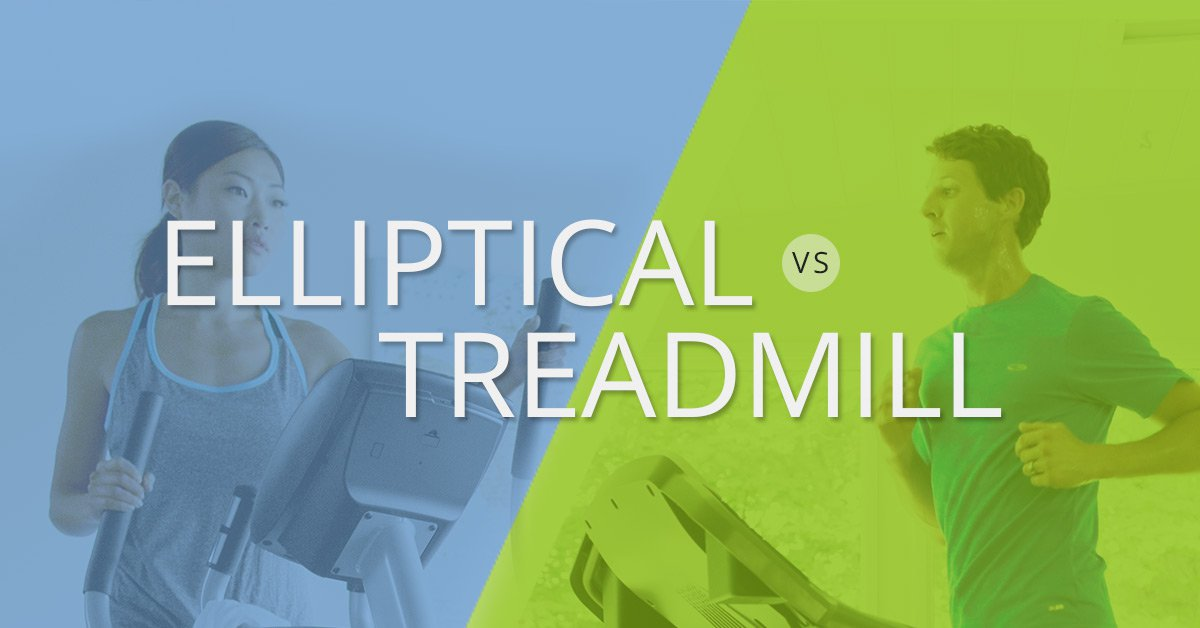 Elliptical vs Treadmill - which is better for you?