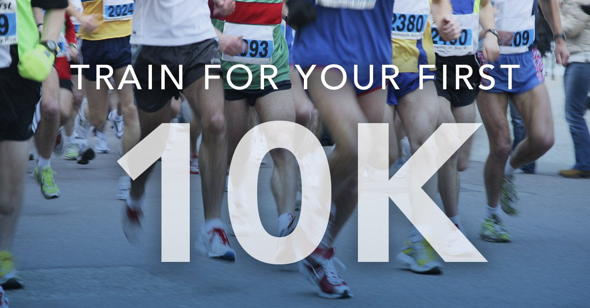 How to Train for Your First 10K