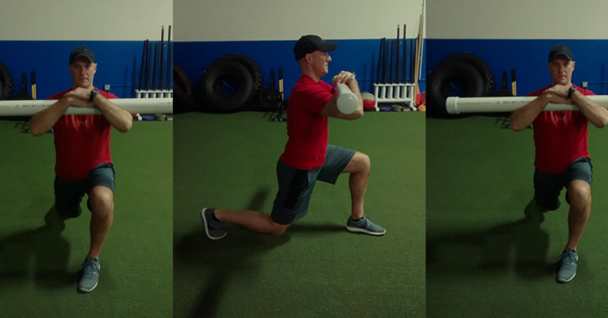 Simple DIY Hack To Make Lunges More Effective