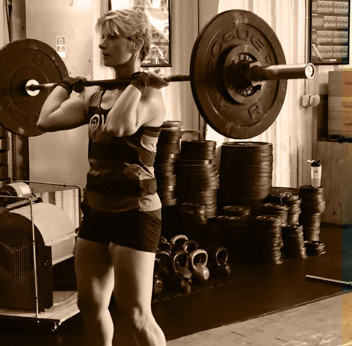 Weight Lifting in Your Home Functional Gym