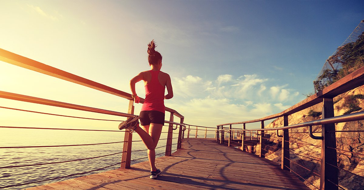 Best Fat Burning Exercises - Running