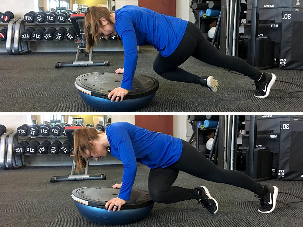bosu ball full body workout
