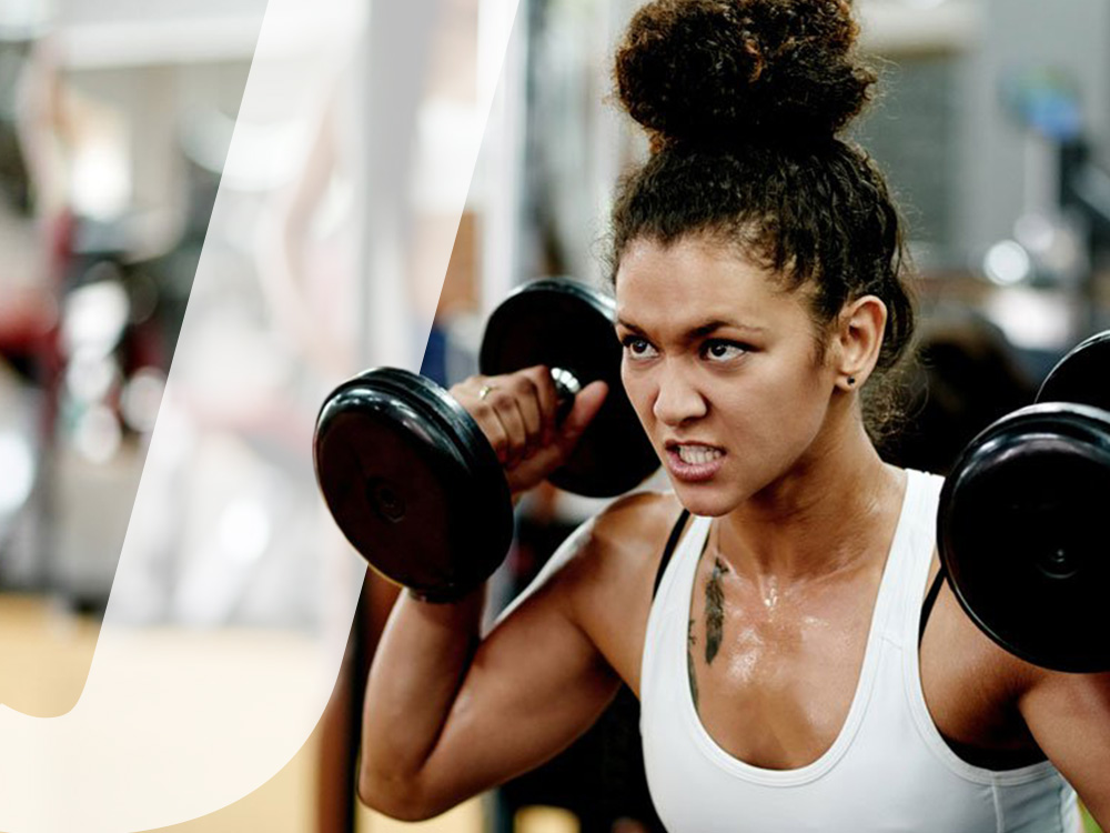Add Strength Training to your cardio workouts