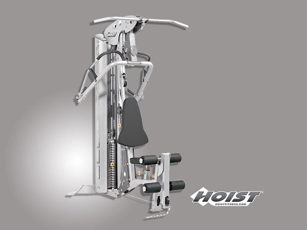 Home Gym Review - Hoist Fitness V Express Home Gym